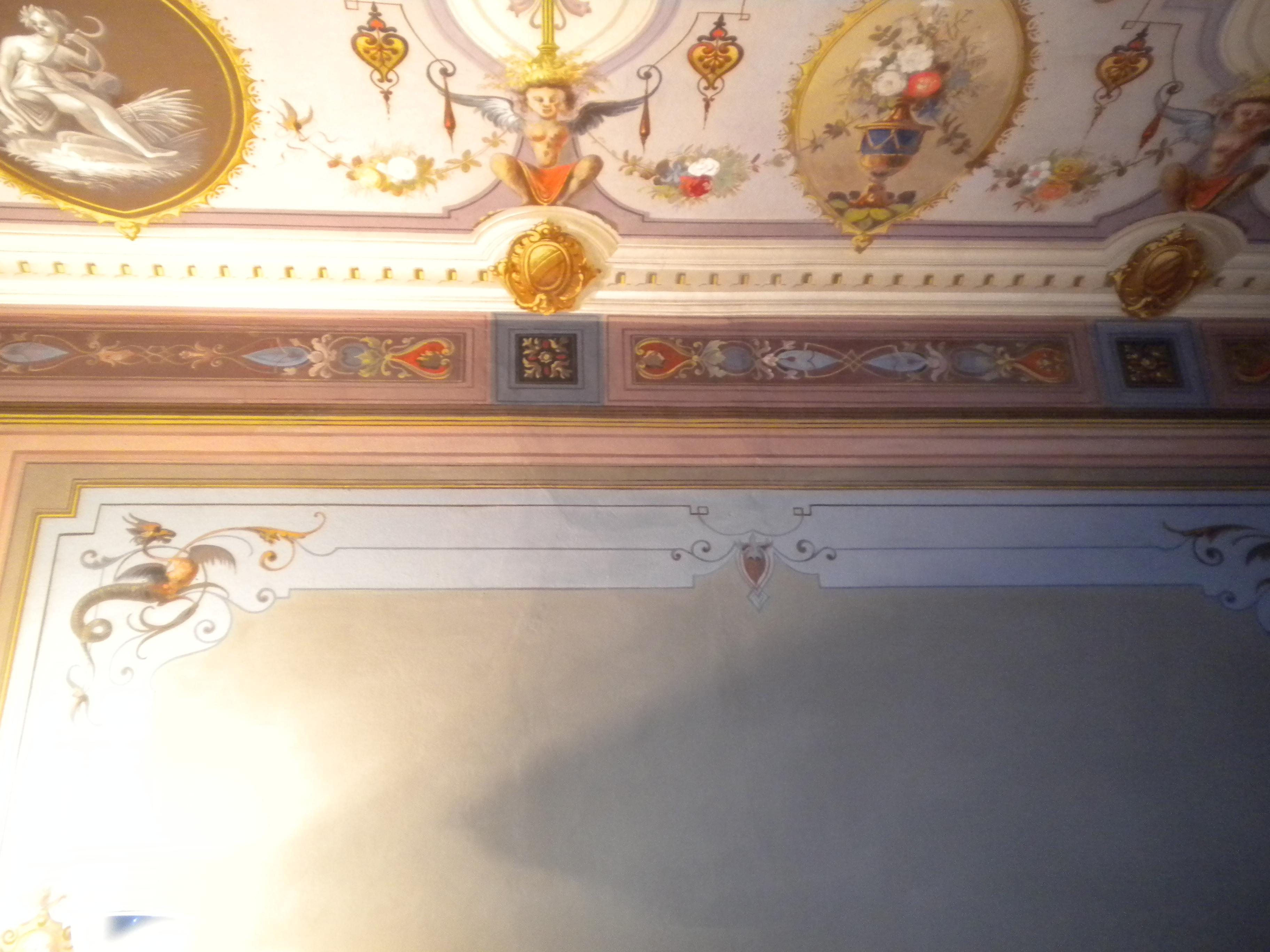 Pitture murali - Monica restauro